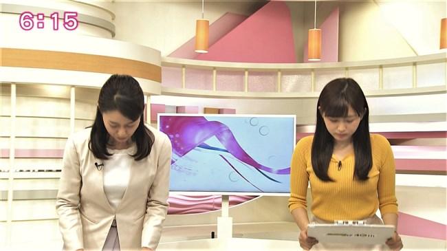 垣内麻里亜~news everyしずおかでのニット服の美乳な膨らみがエロくて最高!0004shikogin
