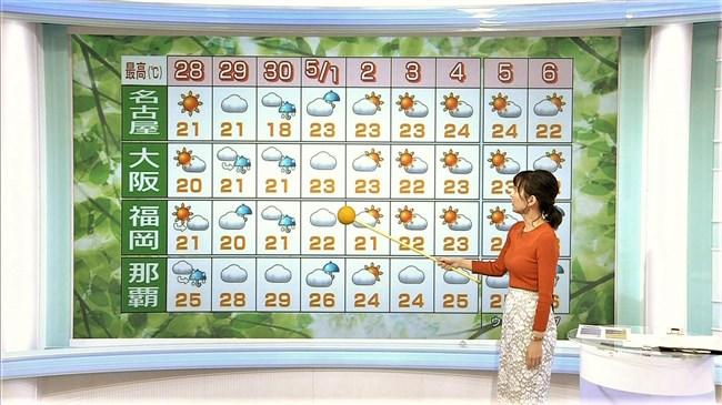 関口奈美~アイドル顔でDカップの横チチが凄いNHK天気コーナーのファンが急増中!0016shikogin
