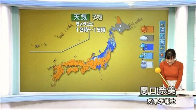 関口奈美~アイドル顔でDカップの横チチが凄いNHK天気コーナーのファンが急増中!0002shikogin