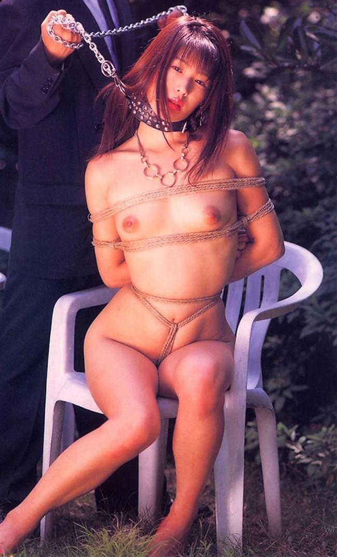 全裸で首輪付けられ調教中のM気質のお姉さんがこちらwwww0004shikogin