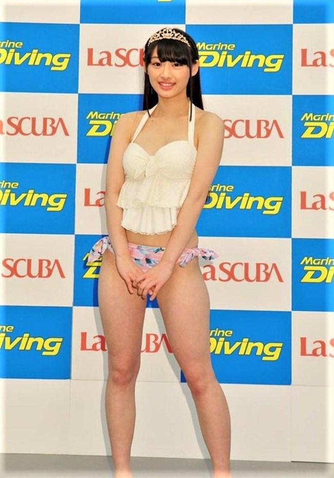南衣伶夏~水着姿でのセンセーショナルな始球式で話題になった超美形アイドル!0015shikogin