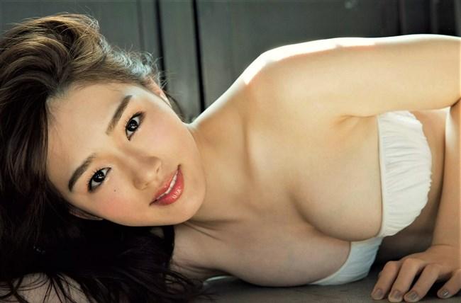 清水綾乃~Fカップアイドルの水着グラビアはやっぱりエロカワパワー爆発!0006shikogin