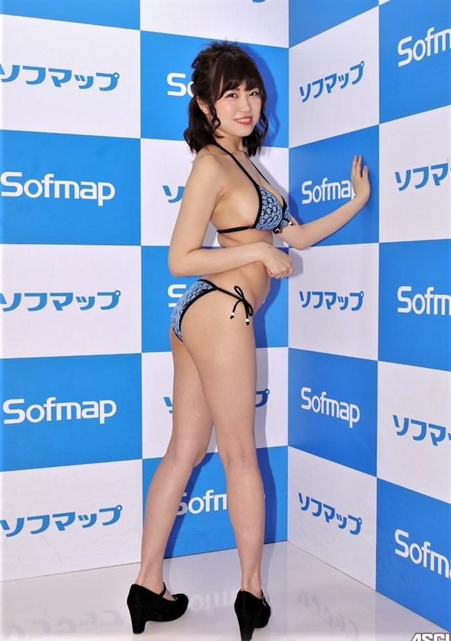 麻亜子~愛らしい顔立ちにHカップの破壊力抜群のオッパイは究極のグラドル像!0013shikogin
