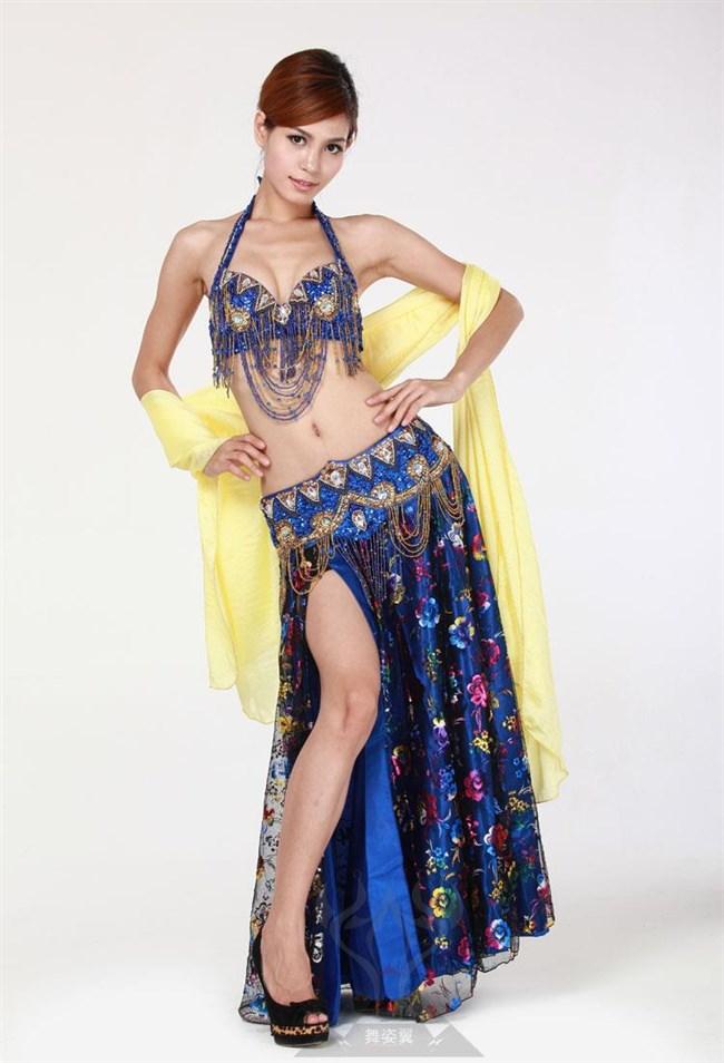 セクシーな民族衣装に身を包んだ外国人美女が抜けるwwwww0022shikogin