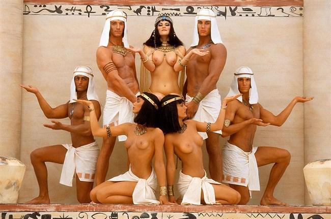 セクシーな民族衣装に身を包んだ外国人美女が抜けるwwwww0004shikogin