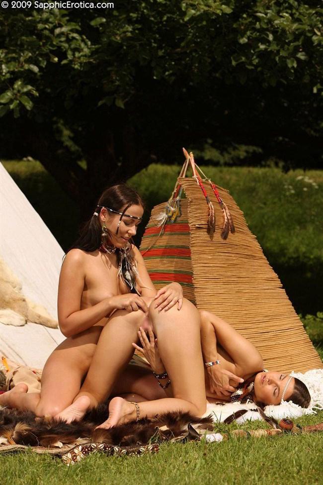 セクシーな民族衣装に身を包んだ外国人美女が抜けるwwwww0019shikogin