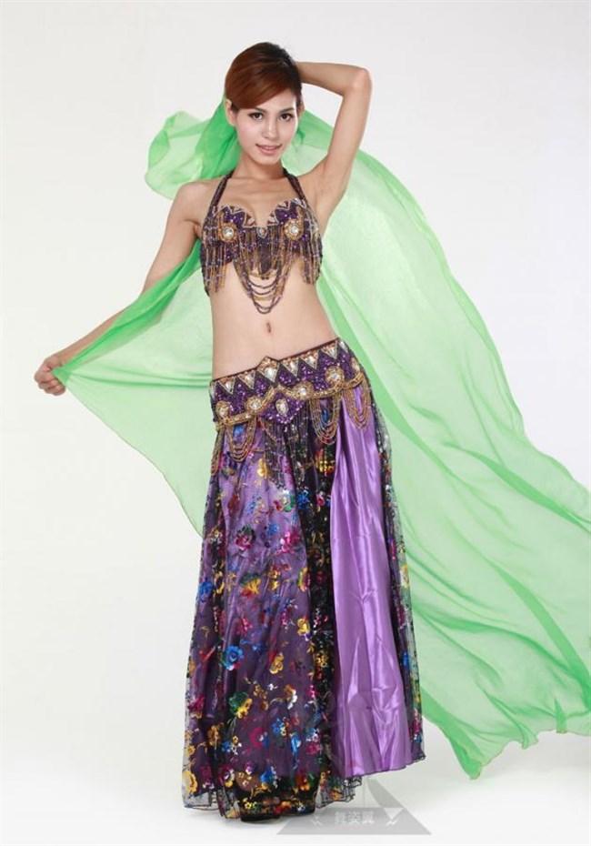 セクシーな民族衣装に身を包んだ外国人美女が抜けるwwwww0025shikogin