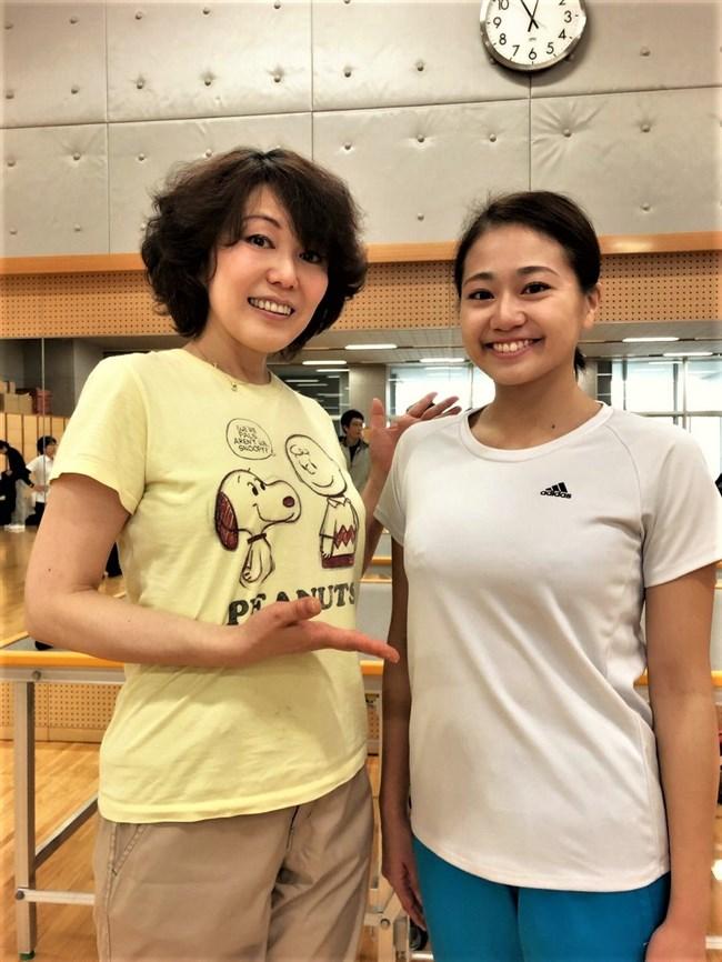 原川愛~NHKみんなの体操で高畑充希に似たムッチリ美人が男性を夢中にしている!0004shikogin