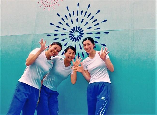 原川愛~NHKみんなの体操で高畑充希に似たムッチリ美人が男性を夢中にしている!0007shikogin