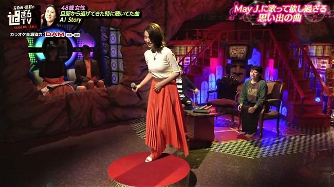 MayJ~なるみ・岡村の過ぎるTVで悩殺的な胸の膨らみに興奮しヤリたくなりました!0014shikogin