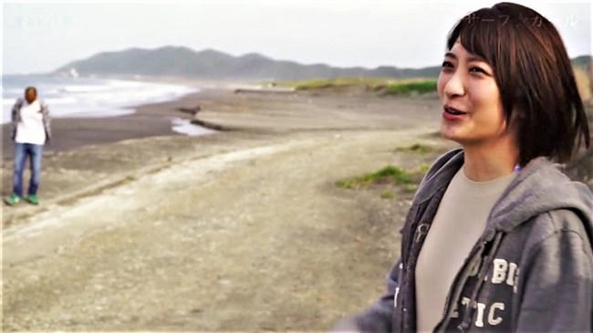 笹崎里菜~サーフ☆ガールでの透けブラとピッタリウェットスーツ姿が極エロで興奮!0013shikogin