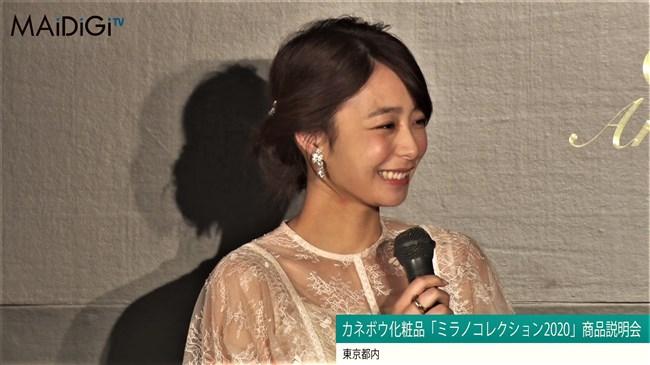 宇垣美里~ミラノコレクション2020商品説明会に透けドレスでエロさアピール!0007shikogin