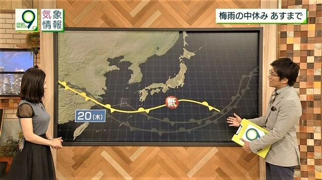 桑子真帆~ニュースウオッチ9で今までで一番オッパイが盛り上がってた日!0004shikogin