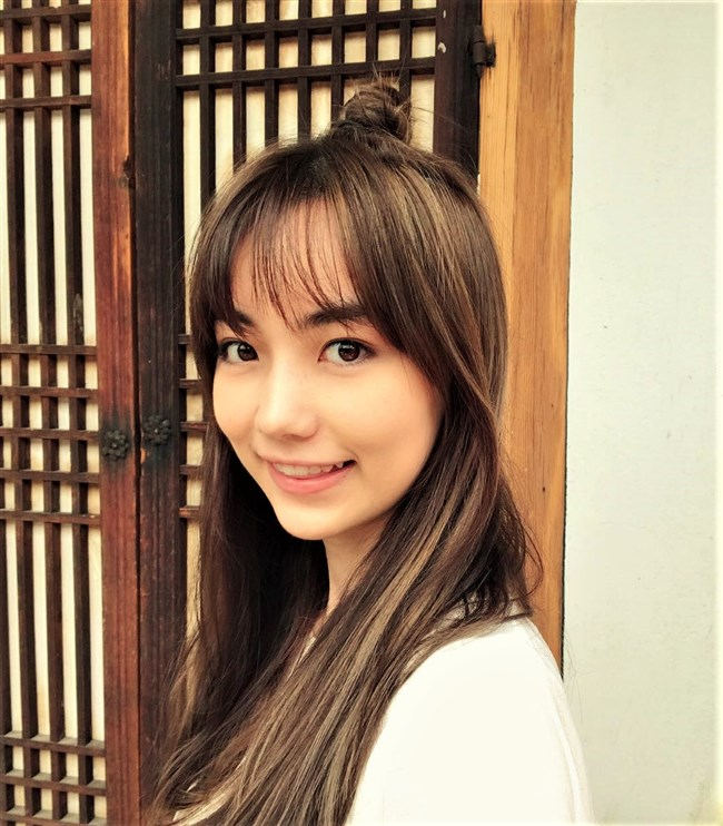 黒嘉嘉~激カワ台湾の囲碁棋士がEテレ番組出演した時が神々しいほど美しい!0010shikogin