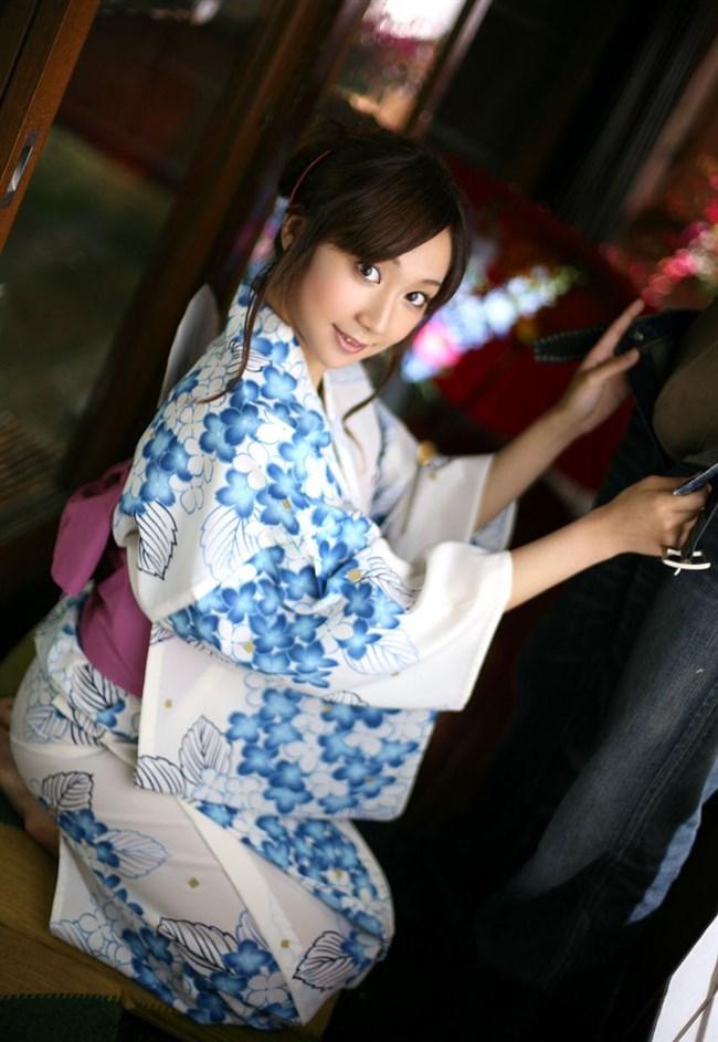 普段着より格段に興奮する浴衣美女や着物美女のえちえち行為wwwww0006shikogin