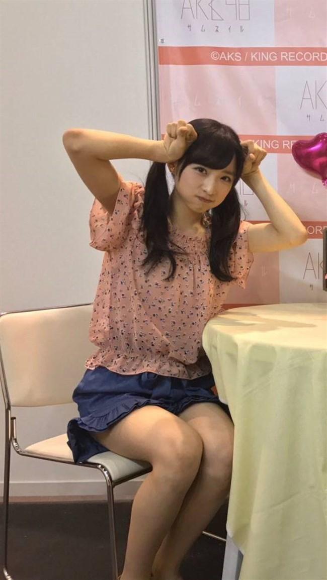 小栗有以[AKB48]~ミニスカから覗くバンビのような脚がエロくて集めてみました!0003shikogin