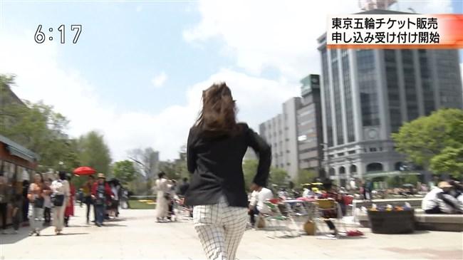太細真弥~NHK函館放送局の巨尻美女アナが凄い!ピタパンが似合い過ぎ!0004shikogin
