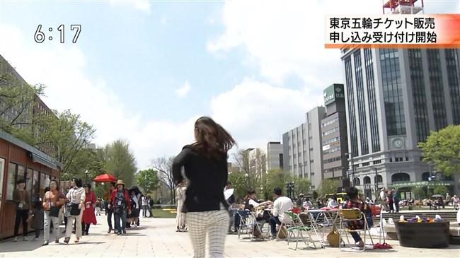 太細真弥~NHK函館放送局の巨尻美女アナが凄い!ピタパンが似合い過ぎ!0005shikogin