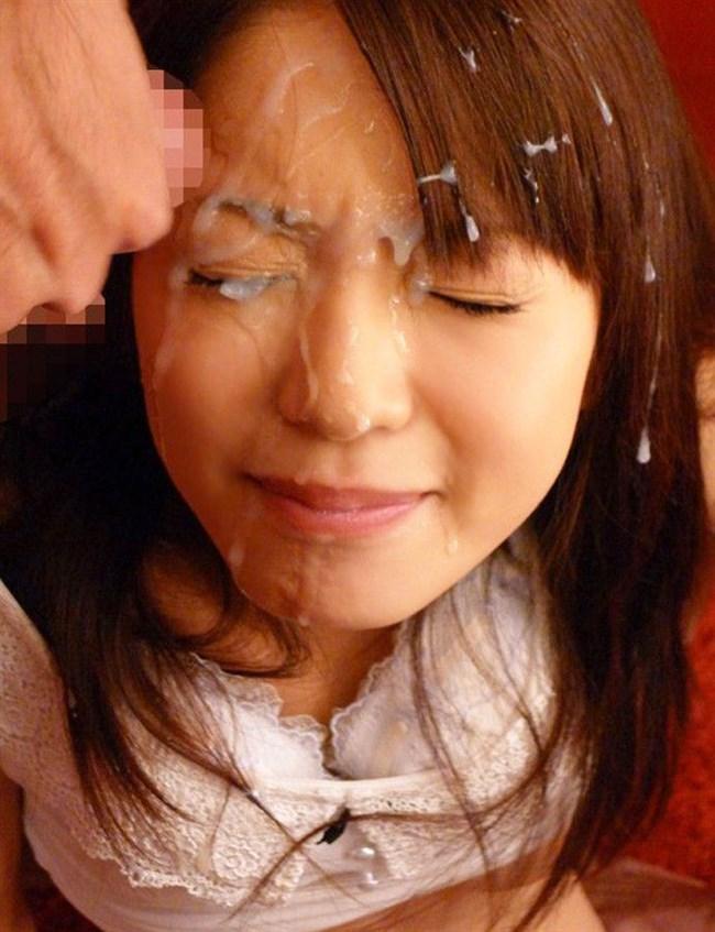 予想以上の量に男は内心慌ててる大量顔射画像まとめwwww0006shikogin