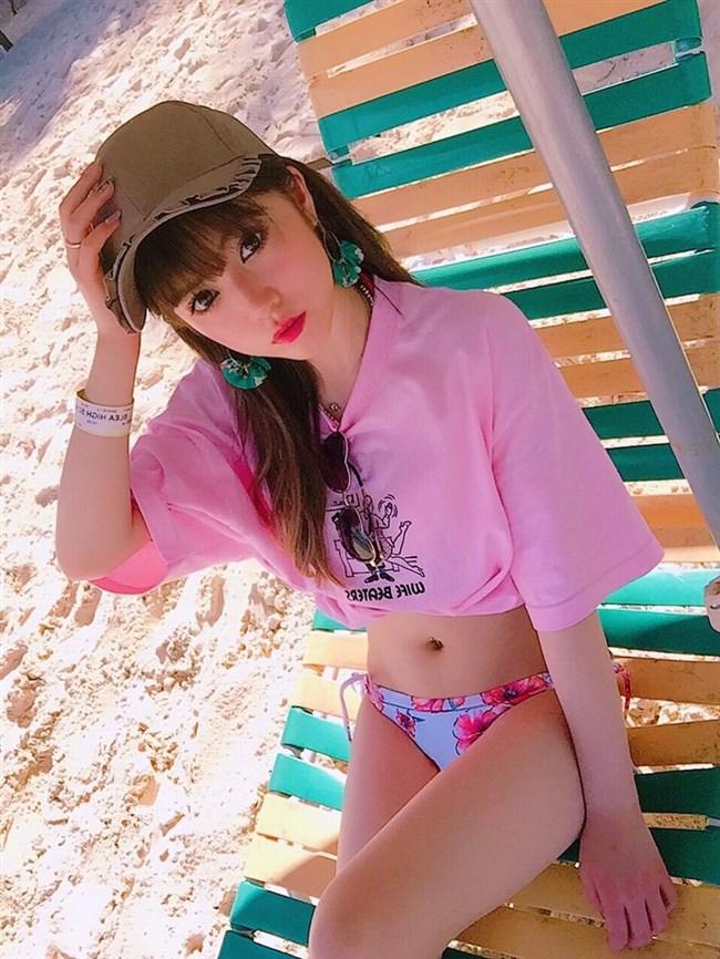 中野恵那~ヤングジャンプの初水着グラビアはスレンダー美人な感じが最高!0011shikogin