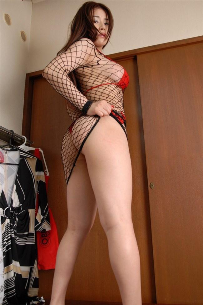 全身荒目の網タイツを包み込む姿は全裸ヌードよりもある意味えちえちwww0011shikogin