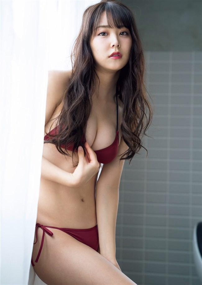 白間美瑠[NMB48]~みるるんのニプレス見え下着姿は家宝で何度観てもオナれるぞ!0004shikogin