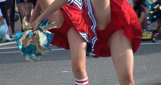 可愛い娘のチアリーデイングはダンスよりも下半身だけが気になってしまう法則wwww0002shikogin