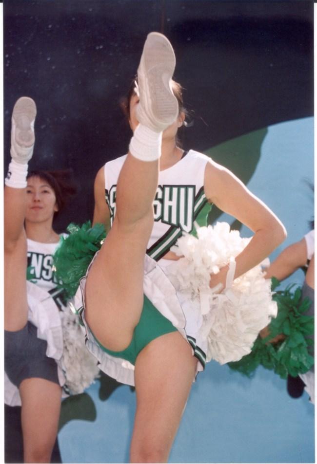 可愛い娘のチアリーデイングはダンスよりも下半身だけが気になってしまう法則wwww0018shikogin
