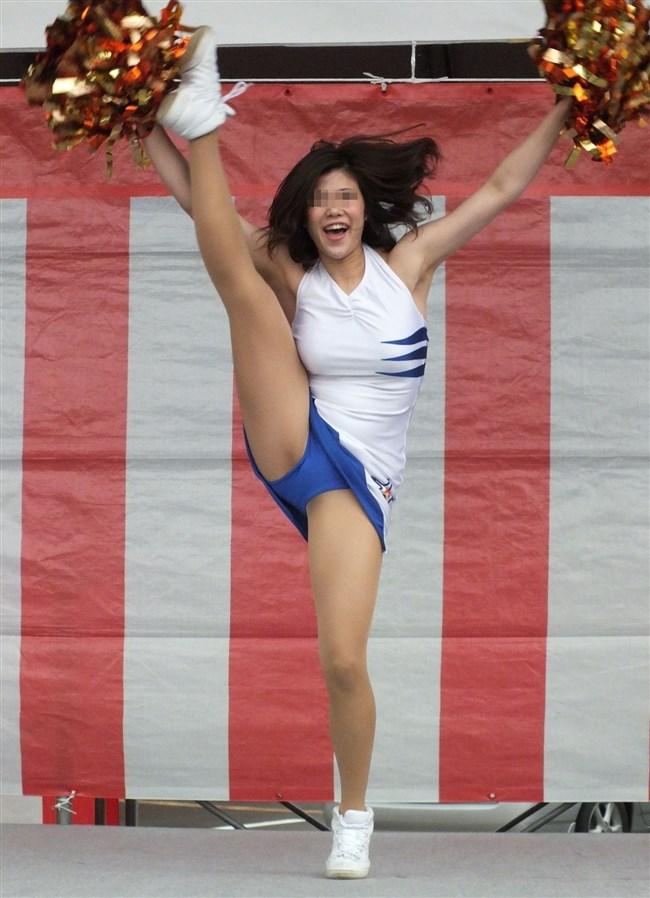 可愛い娘のチアリーデイングはダンスよりも下半身だけが気になってしまう法則wwww0024shikogin