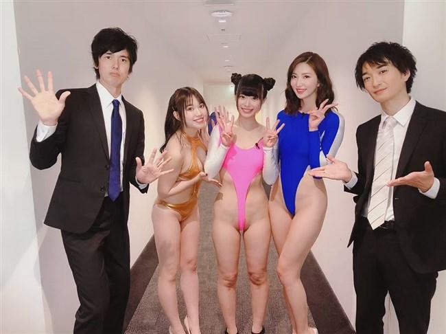 天津いちは~関テレ番組で股間が見えそうな超ハイレグで自宅部屋を初公開!0005shikogin