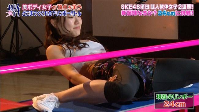 須田亜香里[SKE48]~日テレTHE MUSIC DAYで開脚し過ぎてまさかのマンチラ!?0012shikogin
