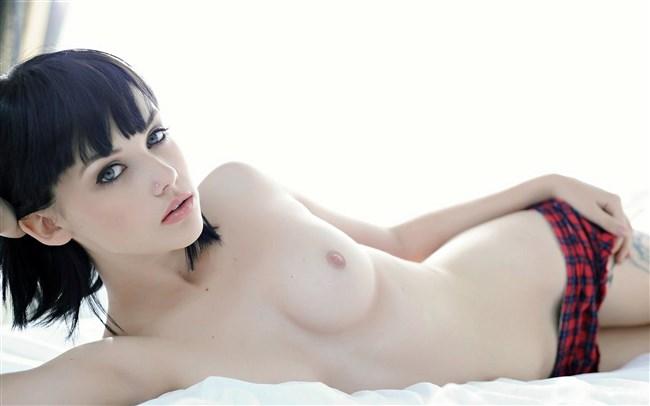 まだ経験が少なそうな外国人美少女の裸体がえちえちwwww0012shikogin