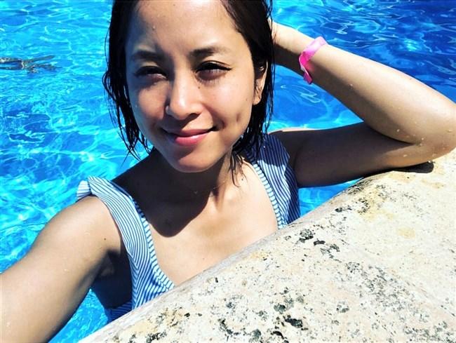 武田訓佳~インスタで沖縄旅行をアップし豊満な水着姿に関西中が悶絶!0010shikogin