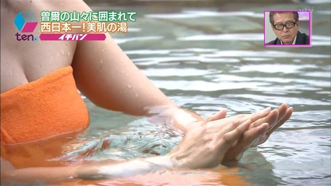 武田訓佳~インスタで沖縄旅行をアップし豊満な水着姿に関西中が悶絶!0005shikogin