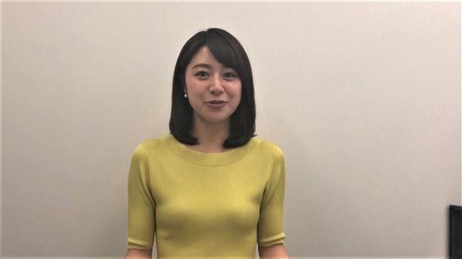 林美沙希~YouTubeアナぽけっとで柔らかそうなニット服オッパイをアップ!0011shikogin