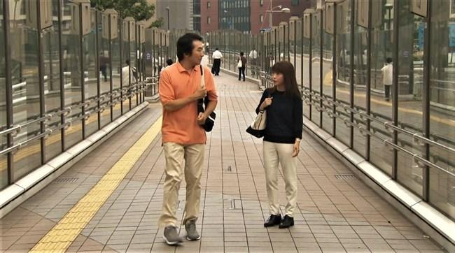 川栄李奈~ドラマでのピタパンむっちりヒップにパン線が!最高にイイ尻してますな!0003shikogin