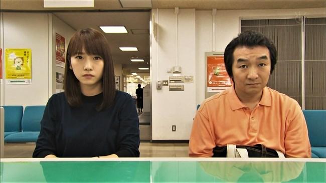 川栄李奈~ドラマでのピタパンむっちりヒップにパン線が!最高にイイ尻してますな!0009shikogin