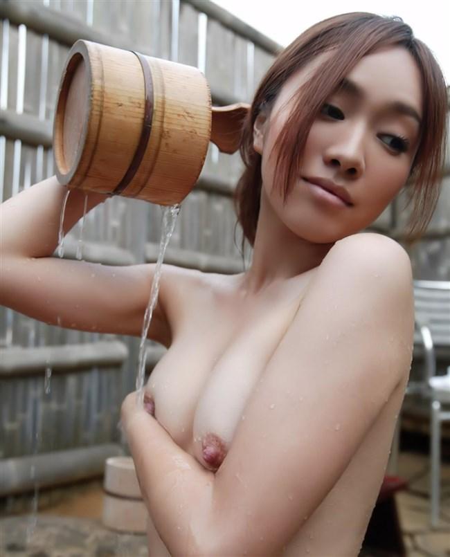温泉で疲れを癒す美人女性のヌードを妄想してみるwwww0023shikogin