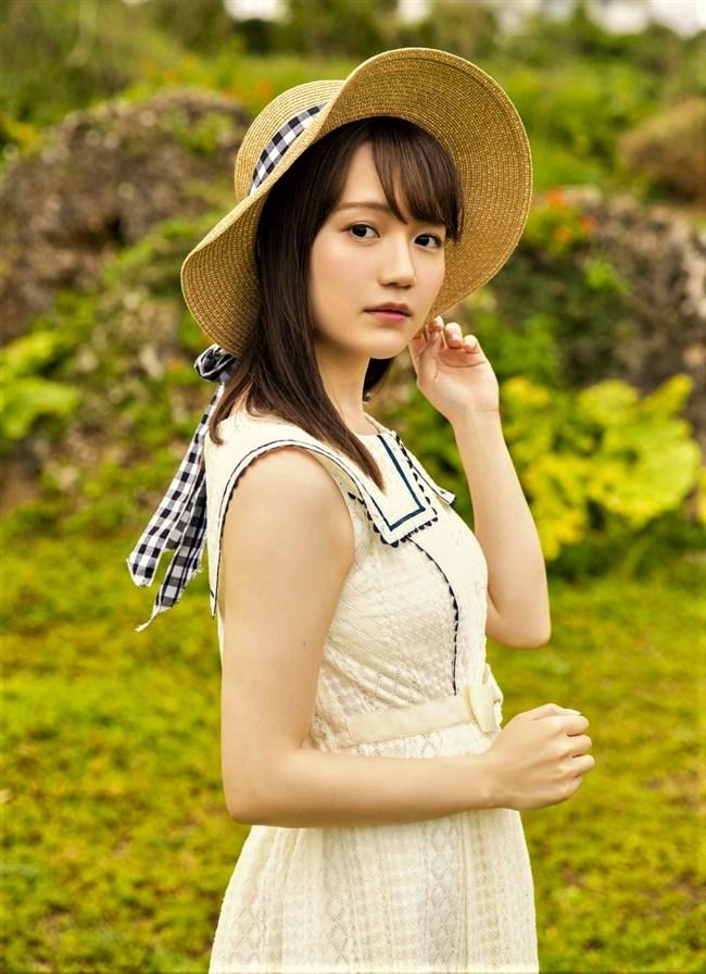 尾崎由香~週プレの最新グラビアは白水着の衝撃!声優なのにエロボディー過ぎる!0009shikogin
