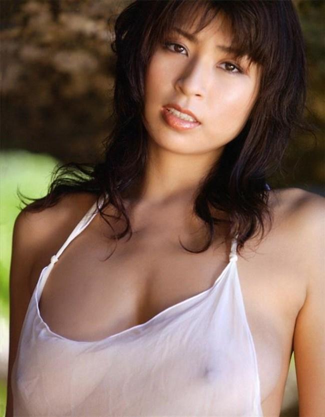 シースルー乳首とかいう全裸ヌードより格段にエロいのがこちらwww0017shikogin