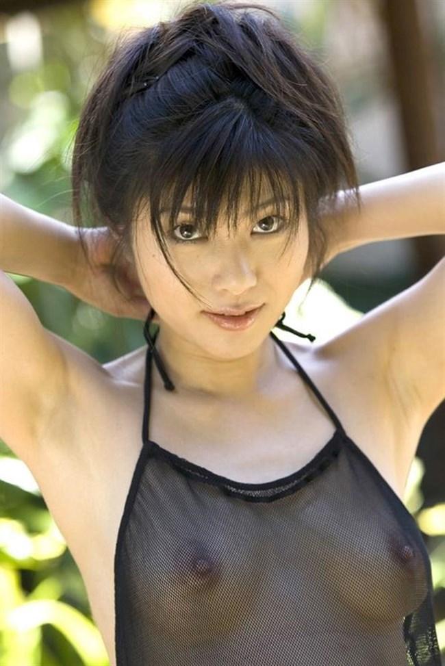シースルー乳首とかいう全裸ヌードより格段にエロいのがこちらwww0036shikogin
