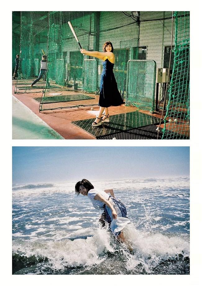 松田紗和~週プレの水着グラビアが完璧過ぎ!こんなイイ女を見逃すなよ!0004shikogin