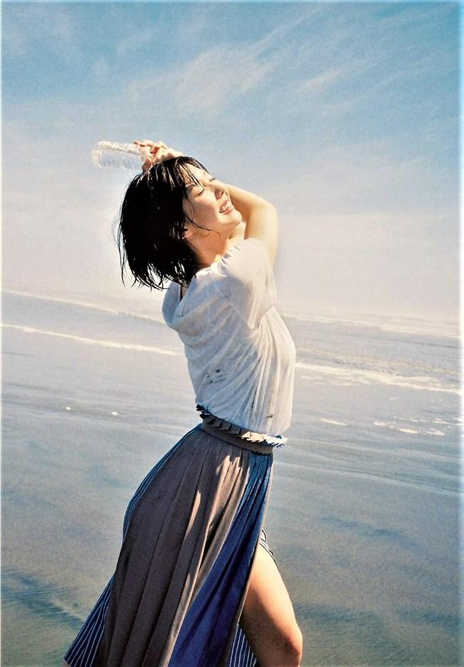 松田紗和~週プレの水着グラビアが完璧過ぎ!こんなイイ女を見逃すなよ!0006shikogin