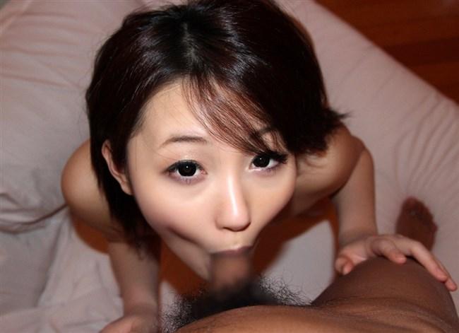 一生懸命小さい口でバキュームフェラしてるお姉さんの表情wwwwww0017shikogin