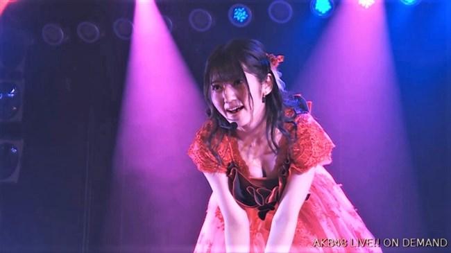 村山彩希[AKB48]~マンスジくっきりのショーパン姿にドキリ!胸チラで乳輪露出も!?0010shikogin