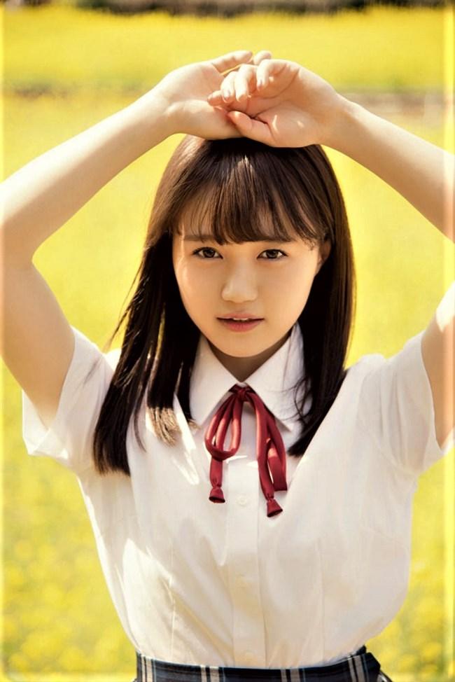 尾崎由香~FRIDAYグラビアは衝撃の白水着!エロ可愛くてコレ観たらファンになるぞ!0010shikogin