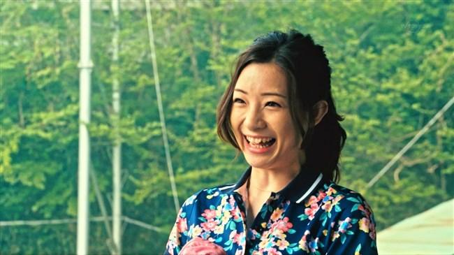 足立梨花~ドラマでのパンティーラインがクッキリのシーンが超エロくて生唾モノ!0008shikogin