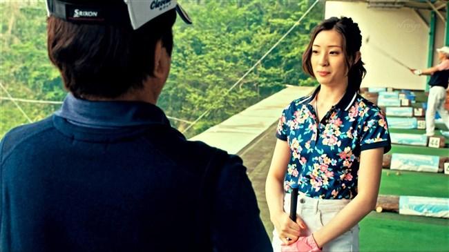 足立梨花~ドラマでのパンティーラインがクッキリのシーンが超エロくて生唾モノ!0007shikogin