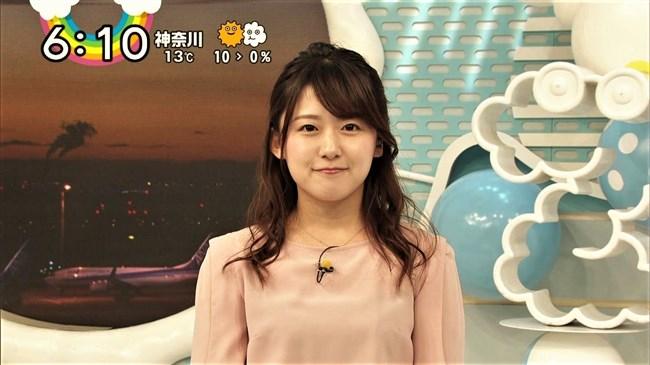 尾崎里紗~日テレの清純派アナが薄手の衣装で黒のインナーを透けさせてたのが極エロ!0007shikogin