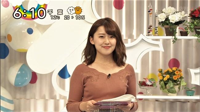 尾崎里紗~日テレの清純派アナが薄手の衣装で黒のインナーを透けさせてたのが極エロ!0008shikogin